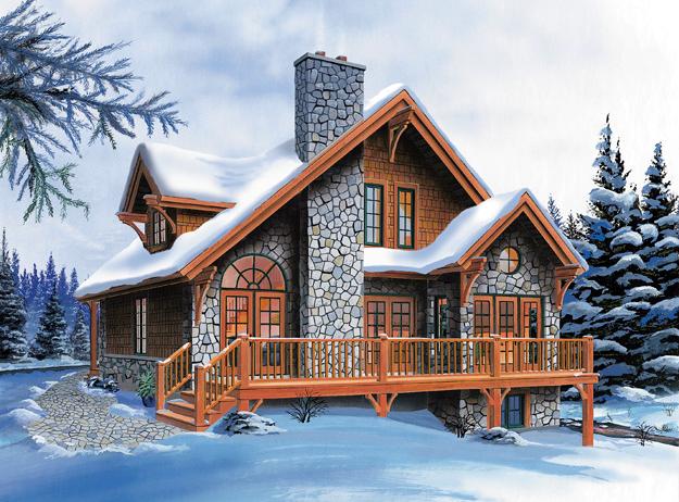 Lakehouse Building Design Portfolio